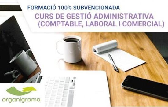 Nova formació 100% subvencionada - Contacteu amb nosaltres
